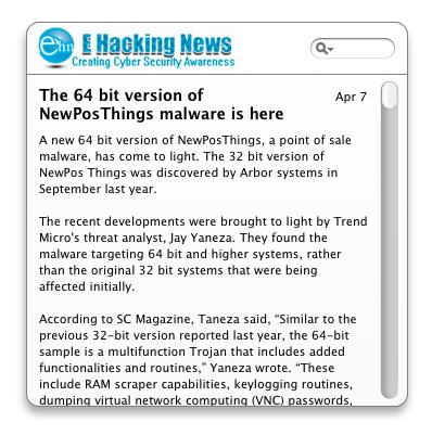 E Hacking News