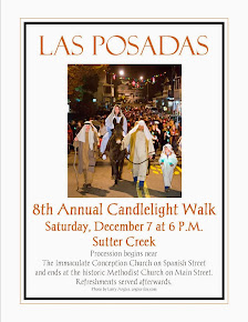 8th Annual Las Posadas - Dec 7