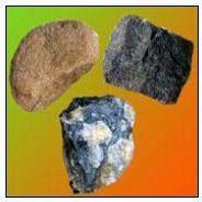Beberapa contoh gambar batuan malihan (metamorf)