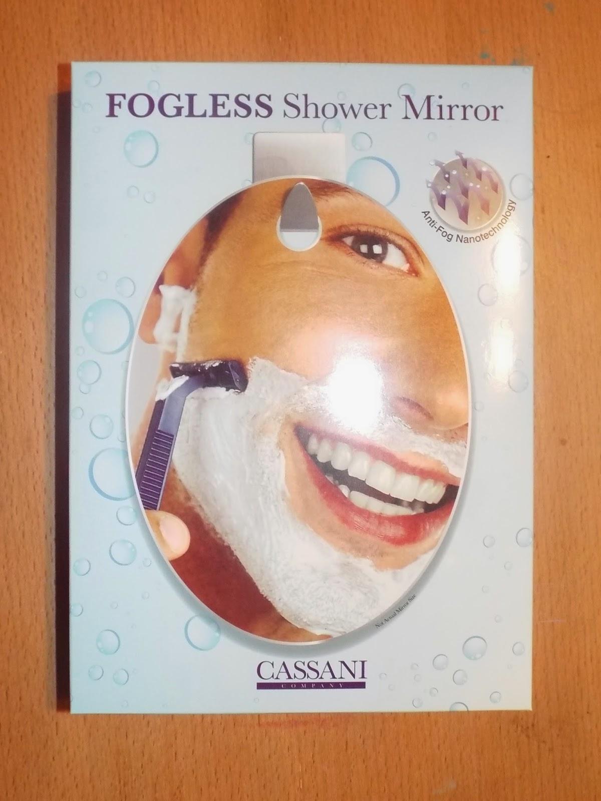 Cassani Fogless Mirror