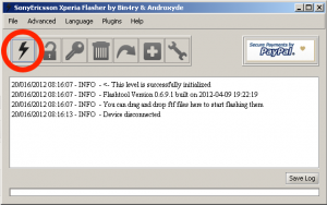 flash ics 4.0.4 to xperia s