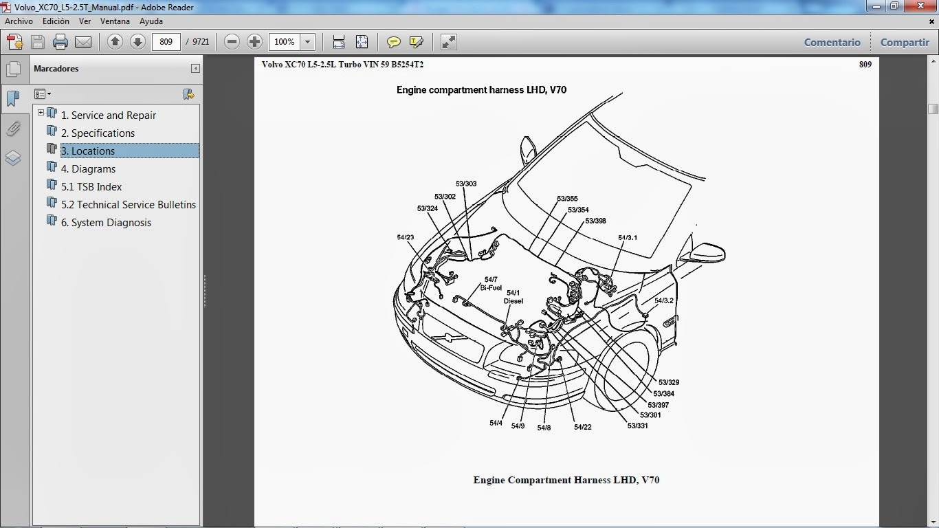 Manuales De Taller De Volvo  Marzo 2014
