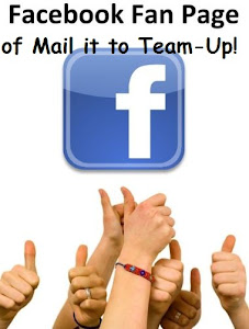 Facebook Page of Mail it to Team-Up