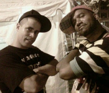 Crazy Legs & DJ Mo Betta