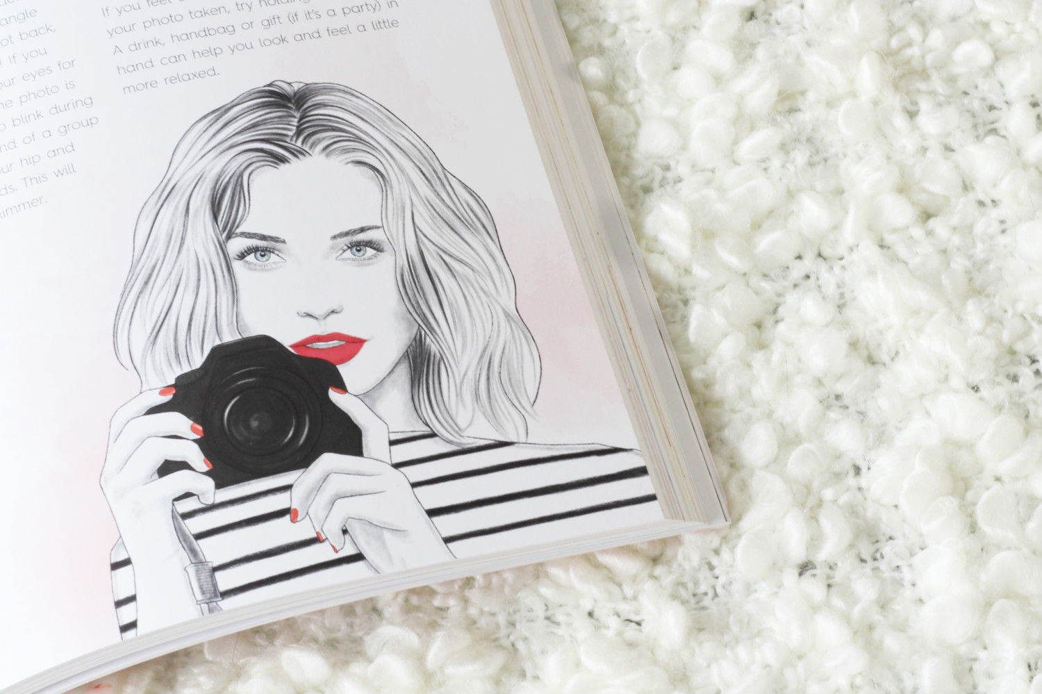 fleur de force book review, fleur de force, the glam guide, the glam guide book review