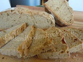 pane con farina di enkir, a lievitazione naturale
