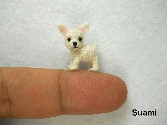 Siempre es primavera: Miniaturas en crochet