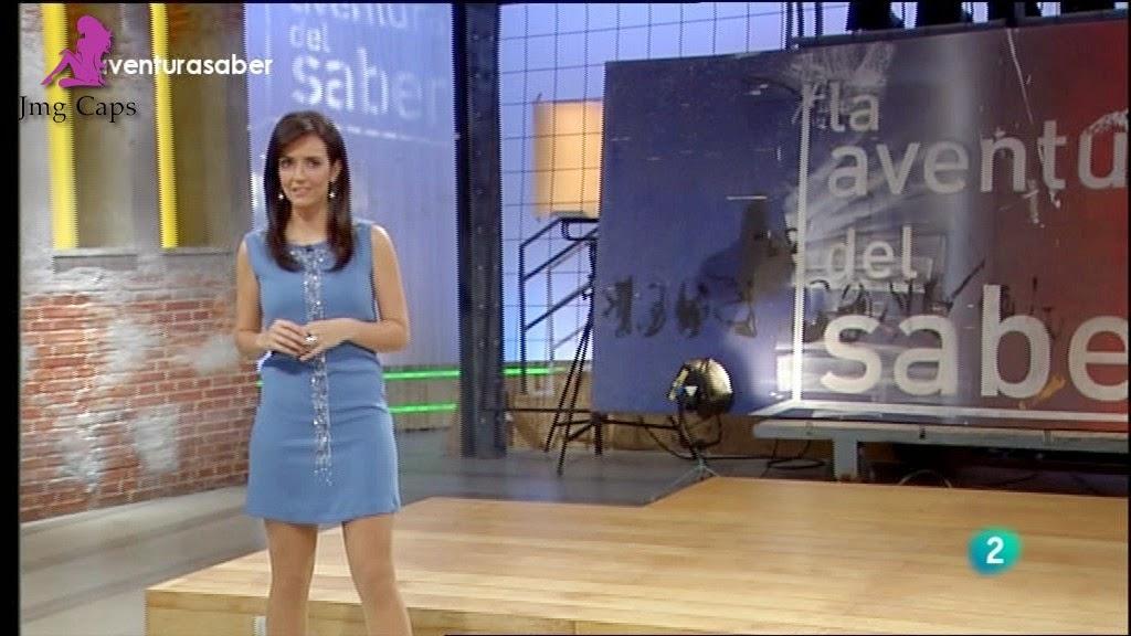 MARIA JOSE GARCIA, LA AVENTURA DEL SABER (12.03.14)