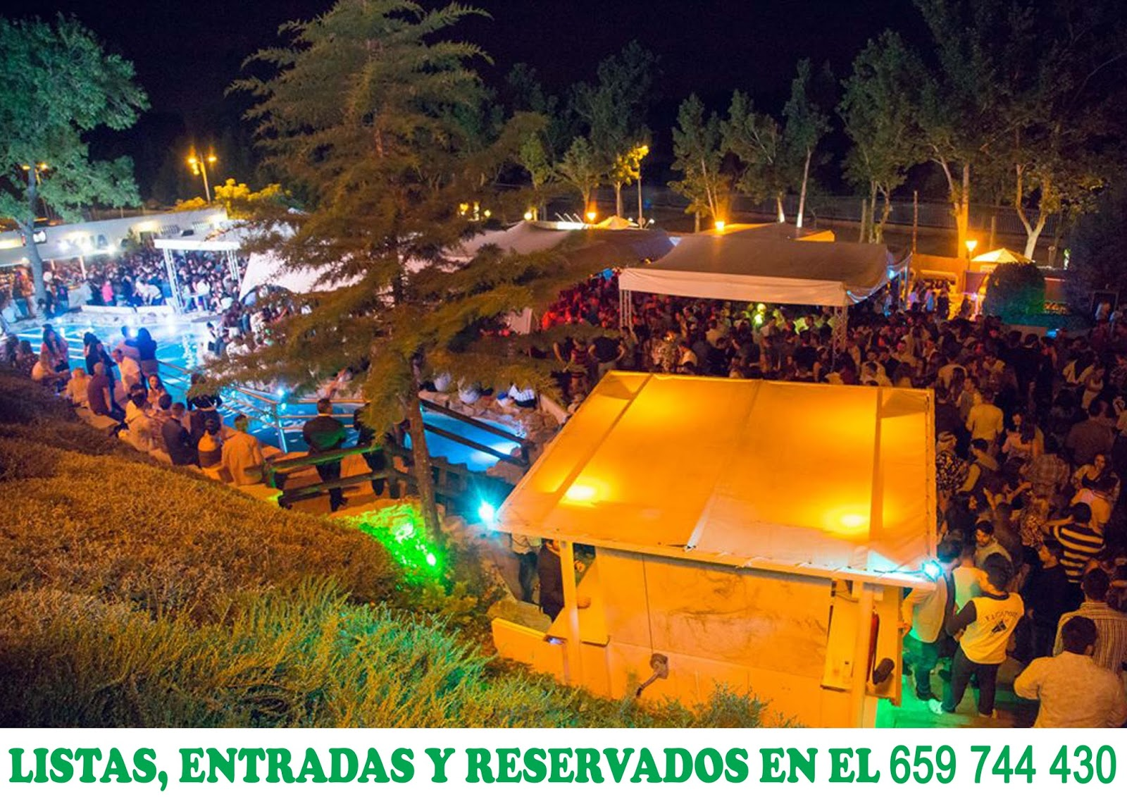 Rr pp discoteca terraza akua madrid lista discoteca - Discoteca in casa ...