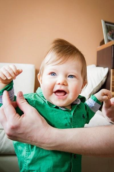 Une Photo bébé garçon 16 mois
