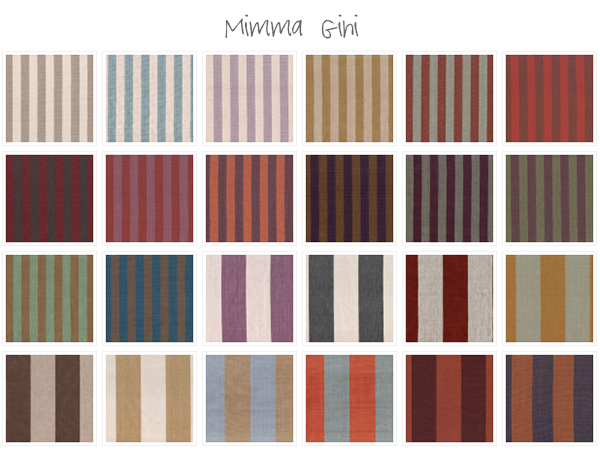 Mimma Gini tessuti on Design and fashion recipes