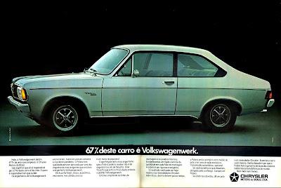 propaganda Dodge Polara - Chrysler - Volkswagenwerk - 1979. propaganda anos 70. propaganda carros anos 70. reclame anos 70. Oswaldo Hernandez.