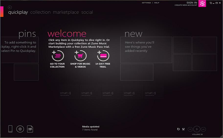 zune player free  for windows 7 32-bit