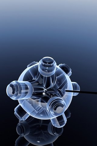 Sony ericsson wallpaper 3d