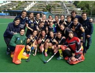 HOCKEY HIERBA-Club de Campo femenino lleva 13 ligas
