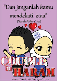 Couple Itu Haram
