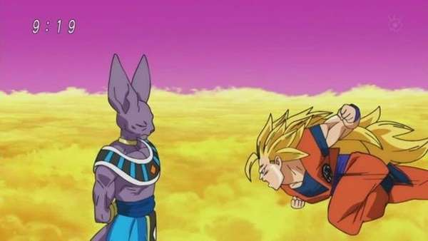 El capítulo 5 de Dragon Ball Super corregido por un fan.