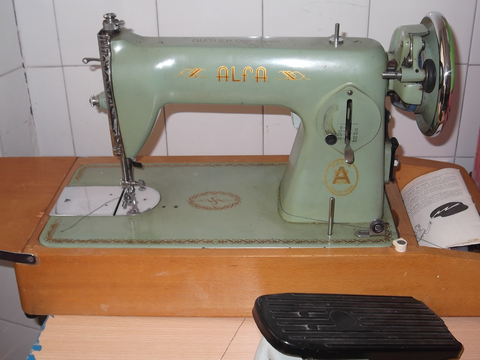 Maquina de coser buscar: Maquina de coser alfa precios