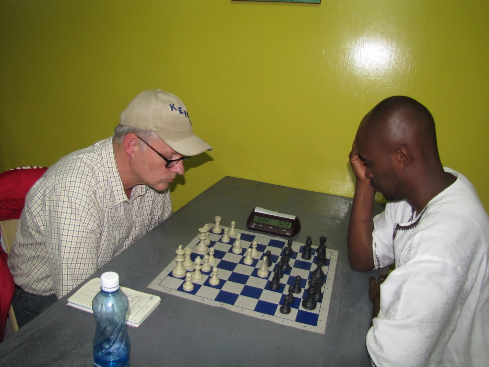 2011 All Africa Games Chess Qualifiers My Free Coffee