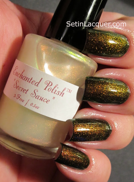 Enchanted Polish Secret Sauce nail polish - Effect polish