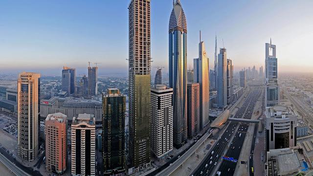 Downtown Dubai City