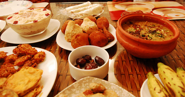 Street food cuisine du monde recettes pour le menu les - Recette de cuisine tunisienne pour le ramadan ...