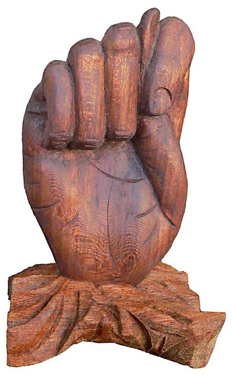 Escultura Figa