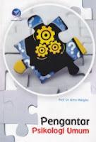 toko buku rahma: buku PENGANTAR PSIKOLOGI UMUM, pengarang bimo walgito, penerbit andi yogyakarta