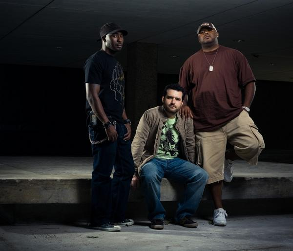 Jazz Rock Trio Indoor Photo Shoot featuring Tony Pulizzi