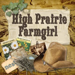 High Prairie Farmgirl