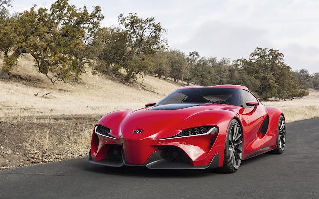 Toyota F 1 Concept 3