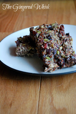 Sourdough Granola Bars (Sourdough Surprises)