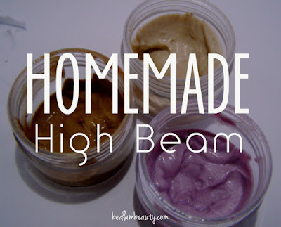 homemade high beam by bedlam beauty
