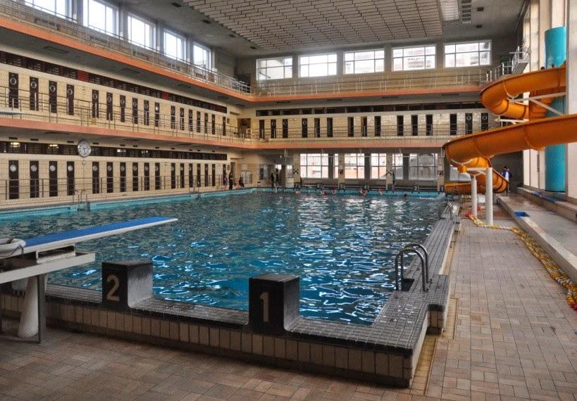 Sauna Neptunium piscine Schaerbeek