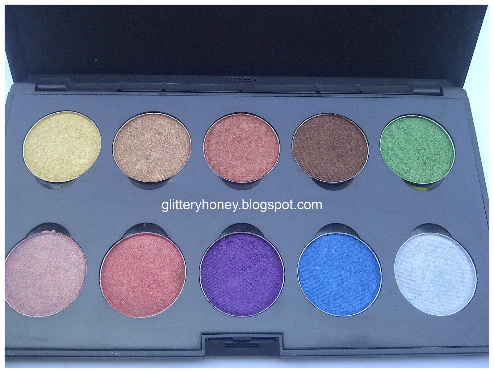 Just Lovely Beauty LT Pro Perfecting Eye Colour Shiny