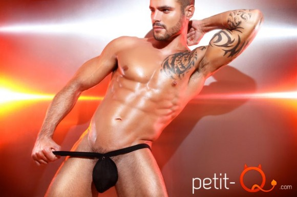 Isaac Jones for Petit-Q underwear