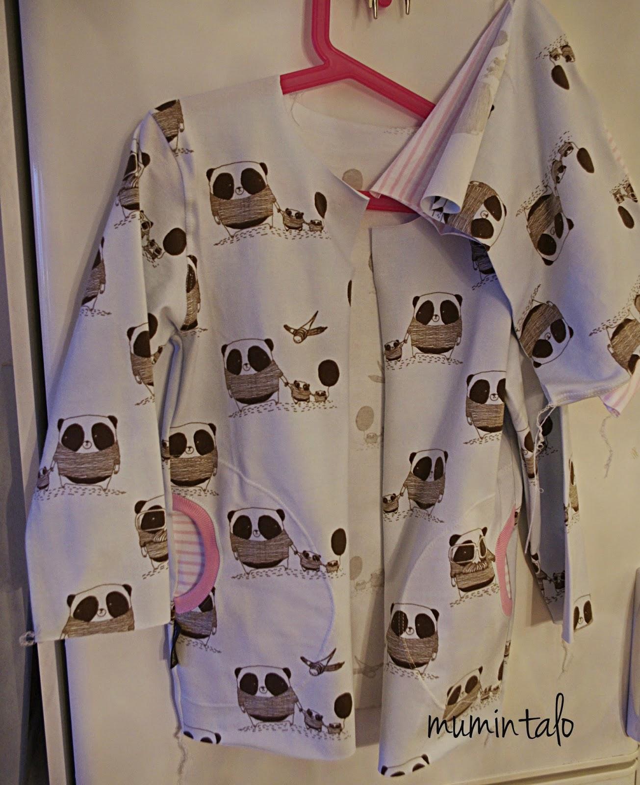 Panda huppari