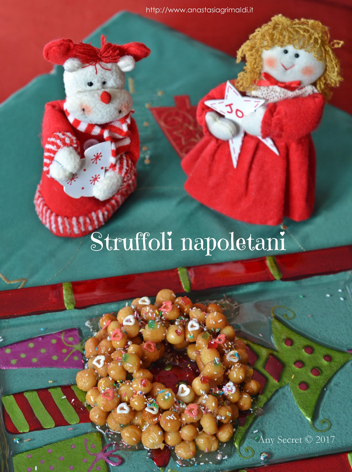 Il mio menù natalizio