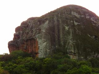Pedra do Segredo, Caçapava do Sul (RS)