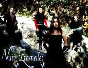 Resultado de imagen para Nuits Eternelles banda