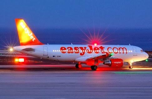 Προσφορές easyJet για Ευρώπη - Ισχύουν για κρατήσεις μέχρι Τρίτης 7 Ιανουαρίου!