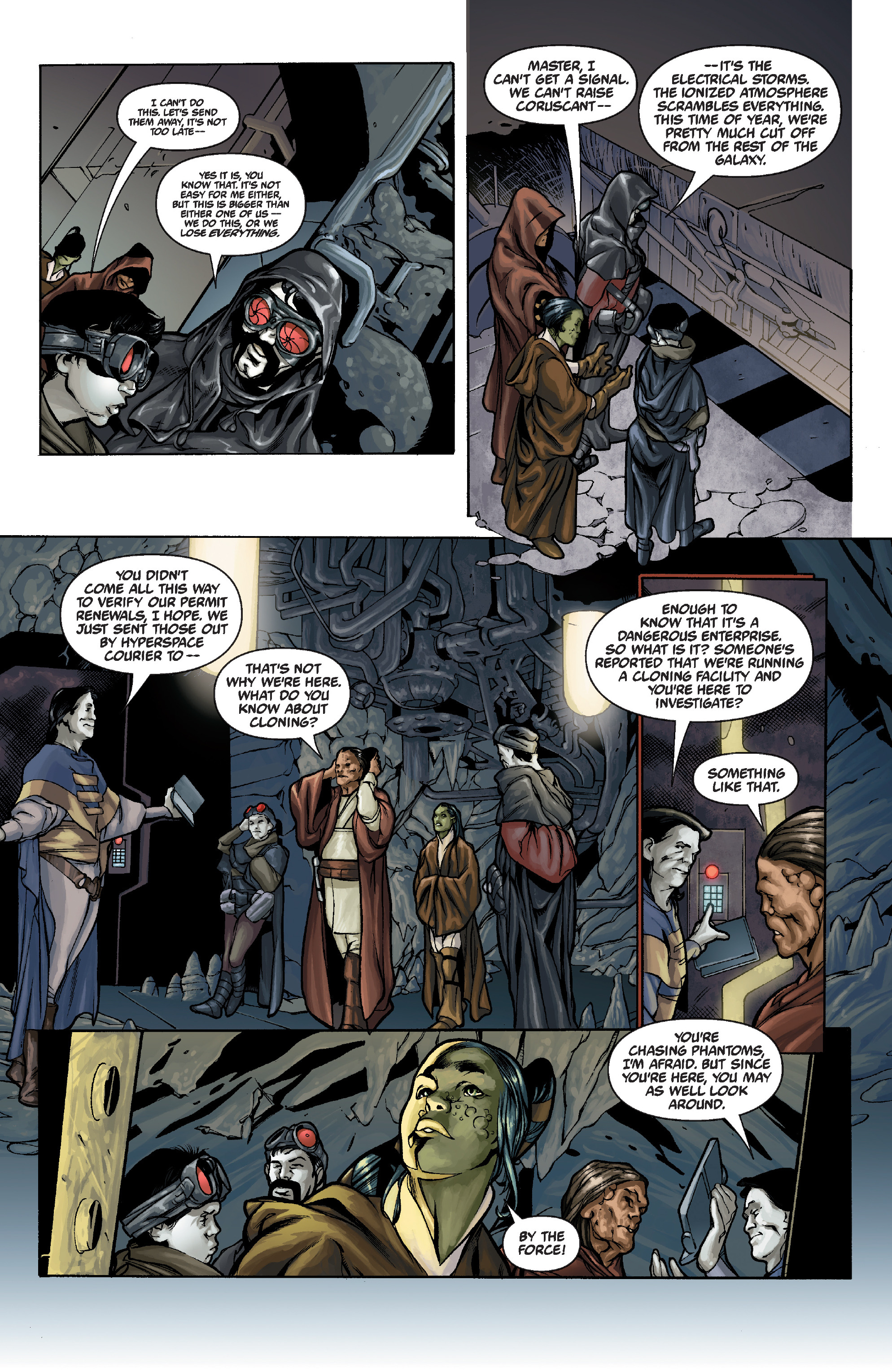 Star Wars Legends Epic Collection: The Clone Wars chap 2 pic 140