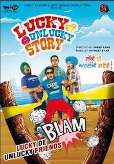 Punjabi Film Lucky Di Unlucky Story