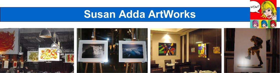 Artworks description and press releases