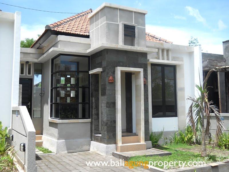 Bali Agung Property Dijual Rumah Minimalis Type 45 100 Siap Huni