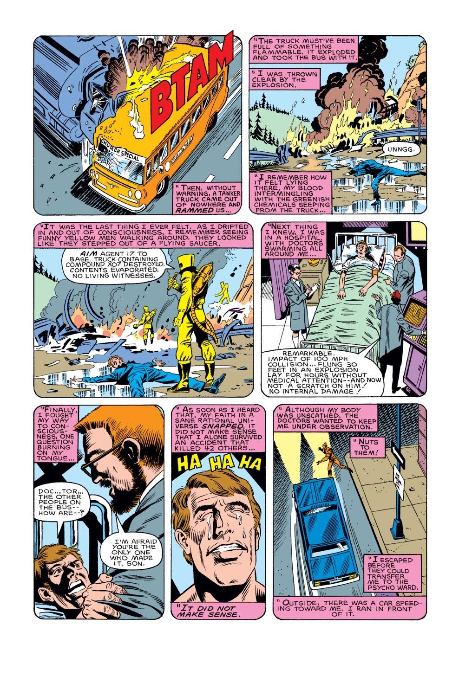 Captain America (1968) Issue #309 #237 - English 9