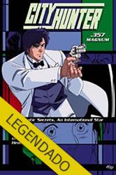 City Hunter Filme 1: Ai To Shukumei No Magnum – Legendado