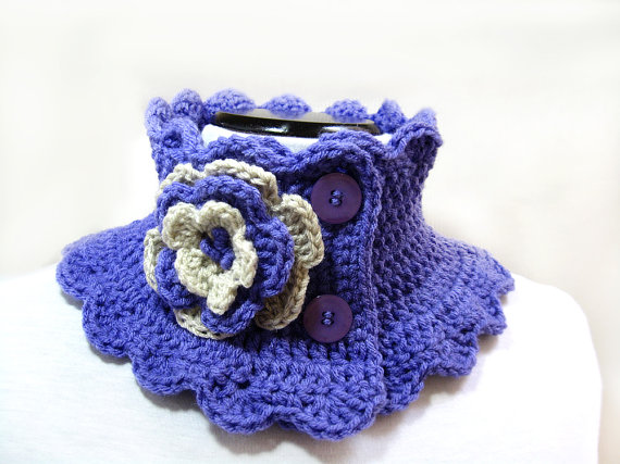 Free Victorian Crochet Scarf Patterns : Lana creations My knitting work, knit project and free ...