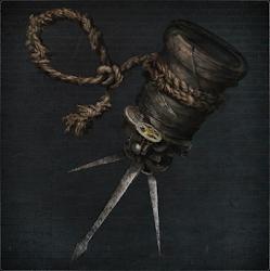 Delayed Rope Molotov