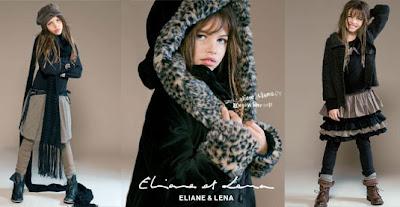Eliane et Lena - Herbst-Winter 2012